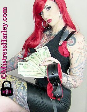 best of Financial blackmail Femdom