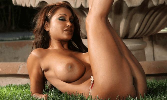 American Indian Pornstar