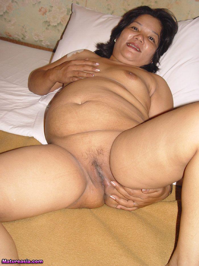 Asian chubby fat