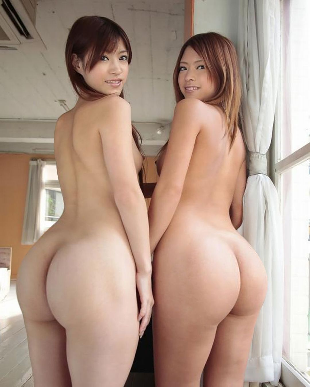 Buster recommendet buttocks Asian nude with nice girl