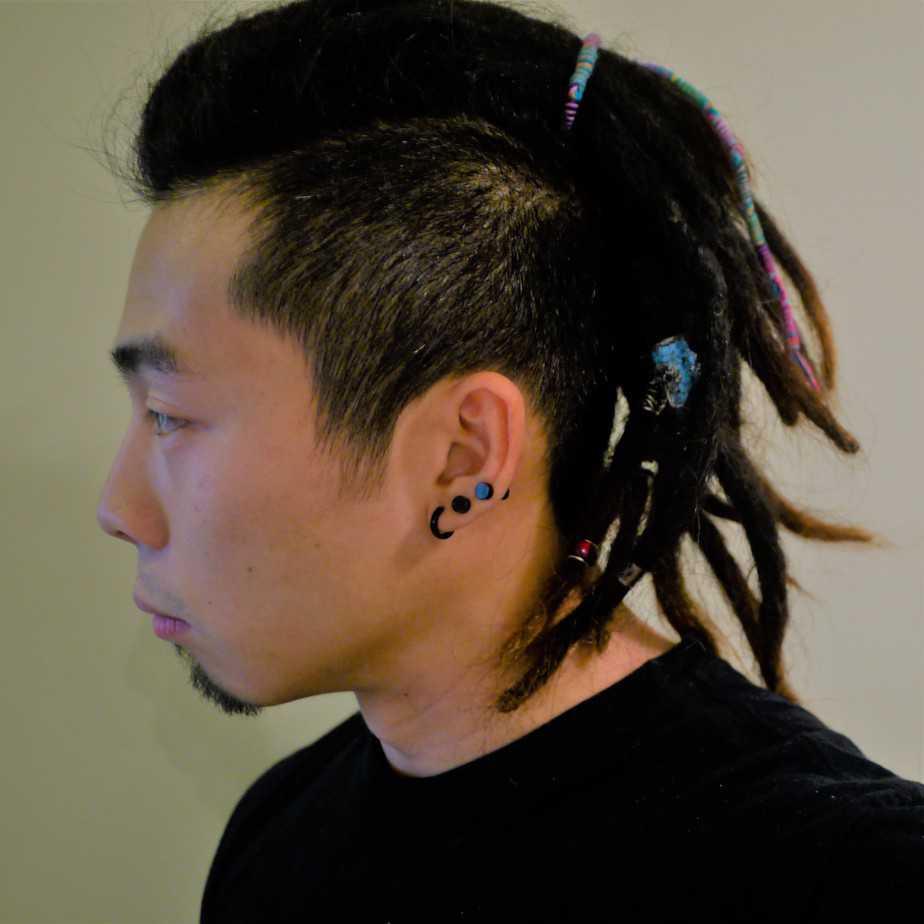 best of Punk hair Asian