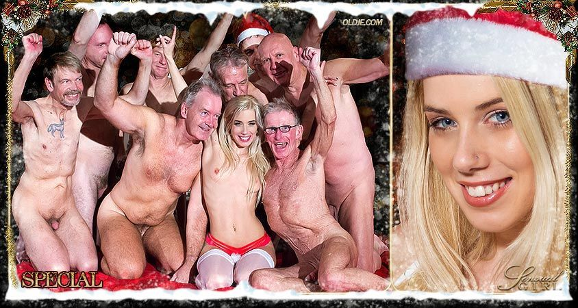 Snazz recomended Old cock gangbang