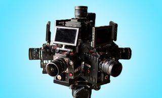 Multiple camera