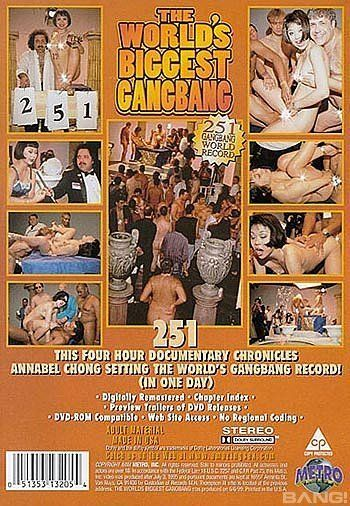 Annabel chong the worlds largest gangbang