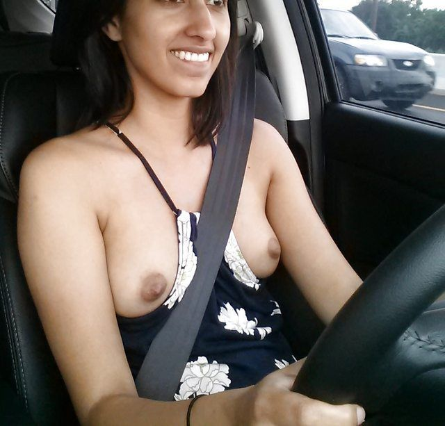 Wife topless Forced nudity: