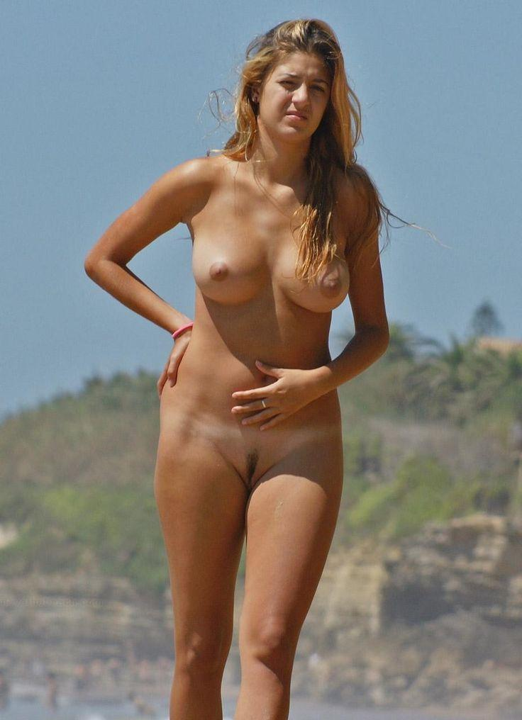 Smooth australian nudist
