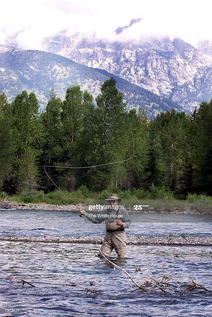 best of Cheney fly fishing Dick