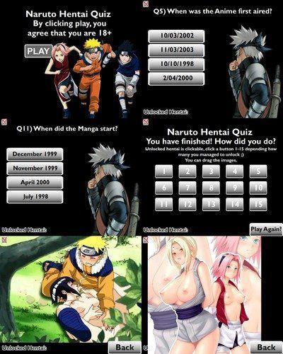 Naruo hentai quiz