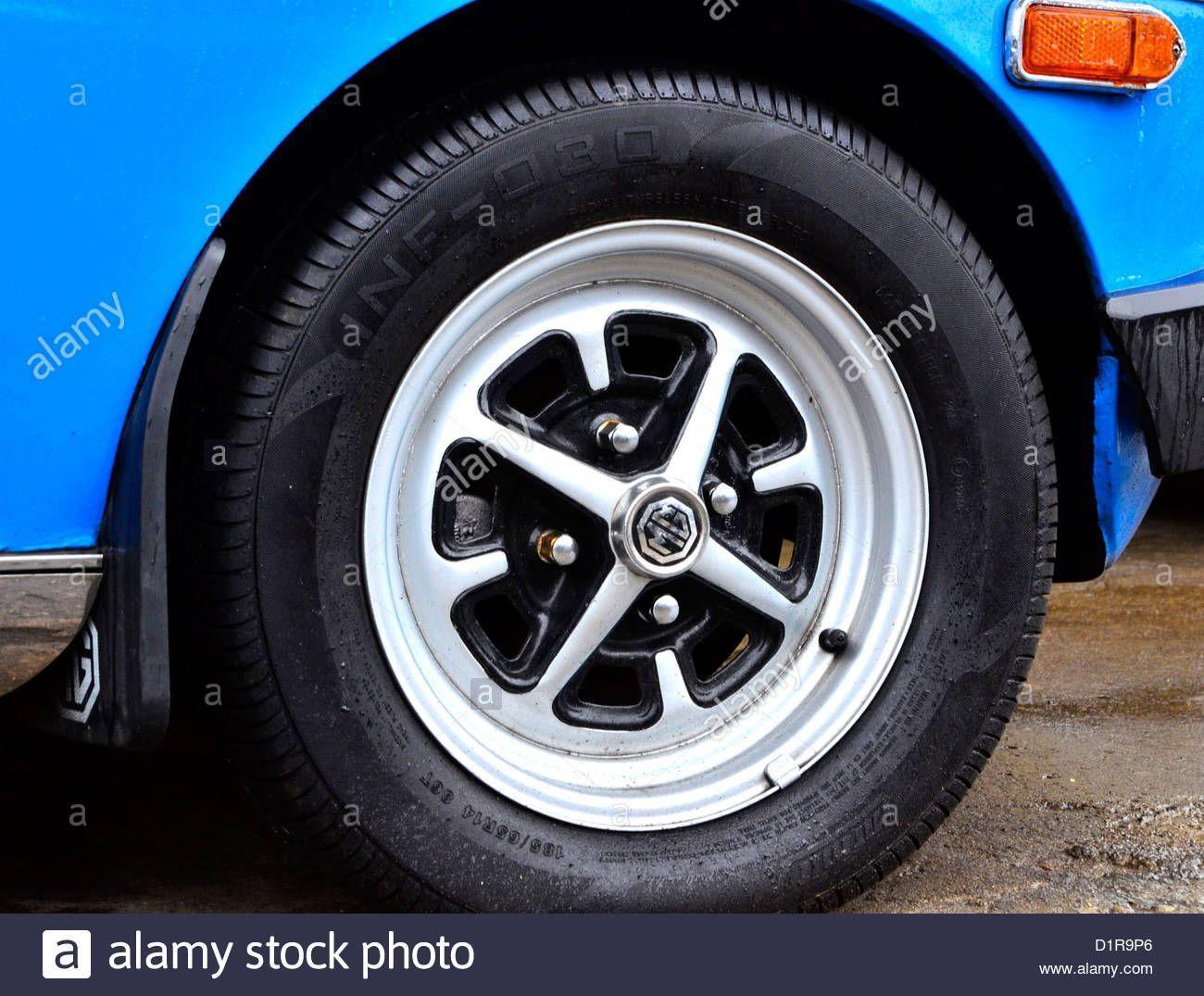 best of Midget Alloy wheels m.g