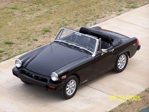Mr. P. reccomend 1977 midget car