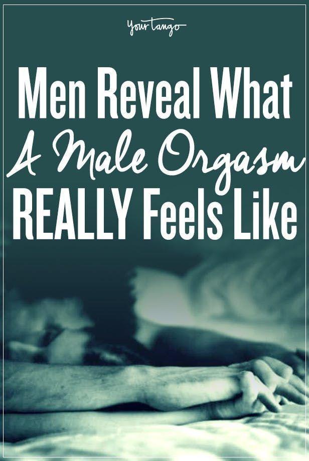 How do you describe an orgasm