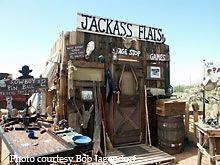 Sweeper reccomend Jack ass flats