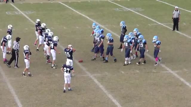 Carolina midget football