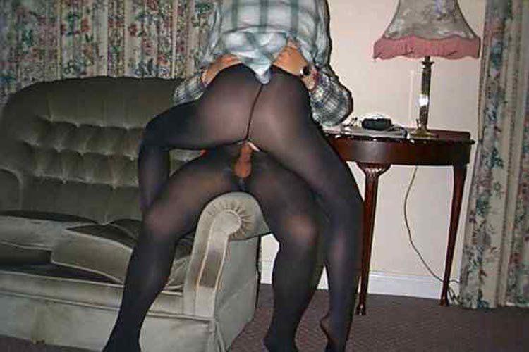 do men wear pantyhose during sex