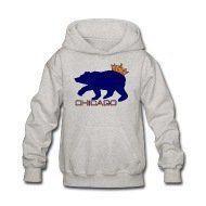 Ass bear chicago crown shirt t their
