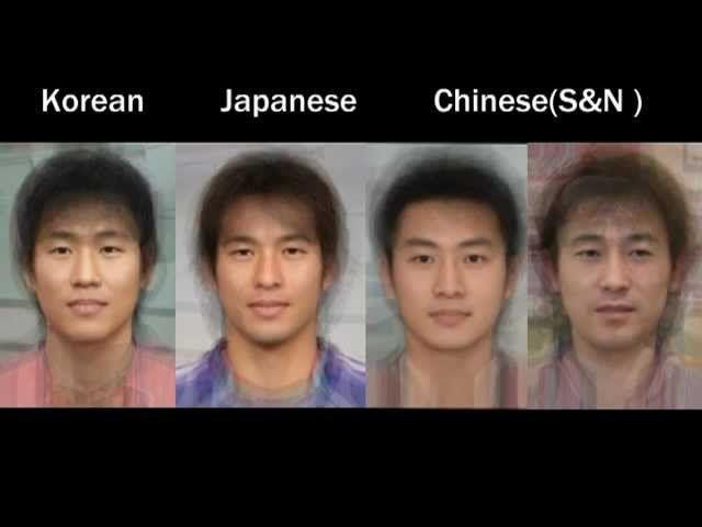 best of Physical differences Asian