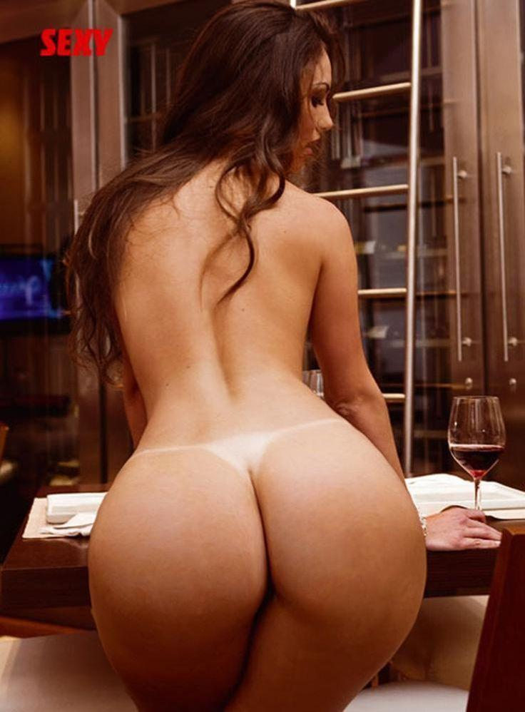 Sexy naked butt gallery