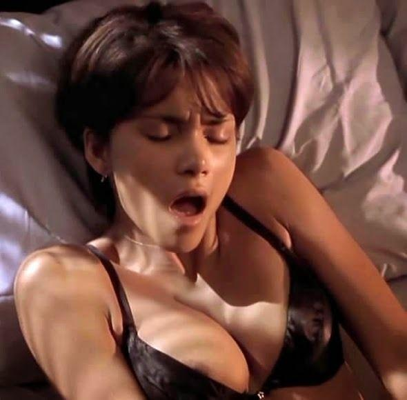 Black W. reccomend Halle berry orgasm monsters ball