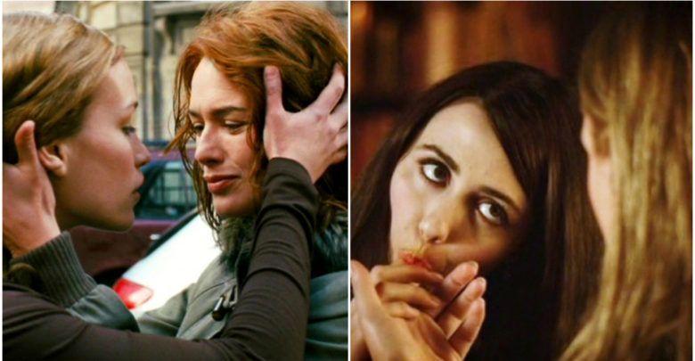 Adult lesbian lovemaking
