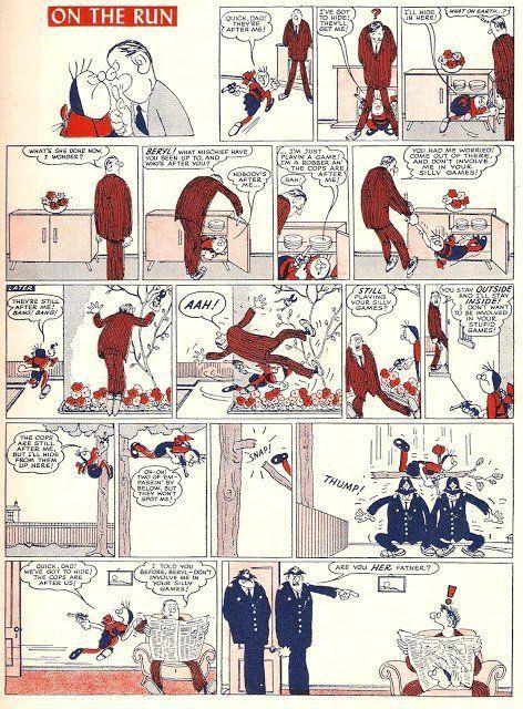 best of Spank comics Uk