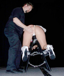 Husbands who spank their wives