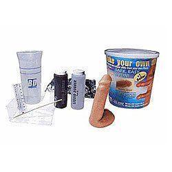 Make your own dildo kit