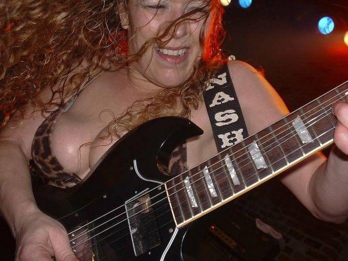 Nashville pussy nude