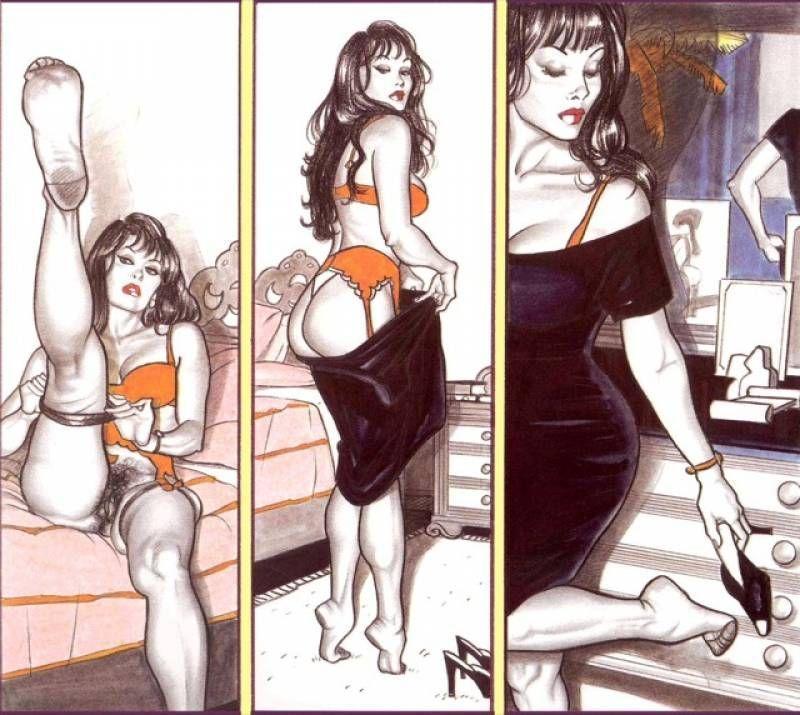 Nude female orgies