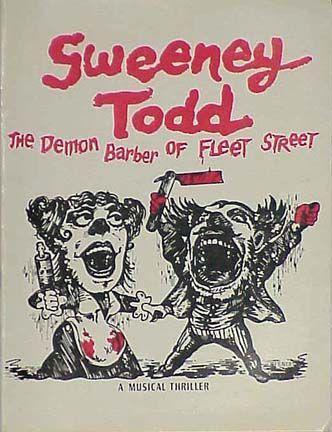 Sweeney todd porno