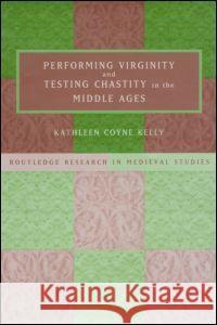Age chastity in middle performing testing virginity
