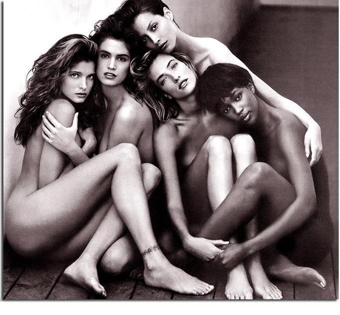 best of S models nude 80 style