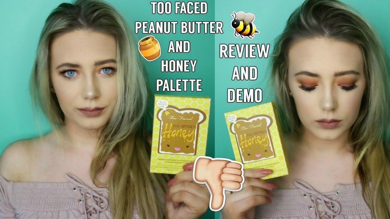 Honey and peanut butter facial