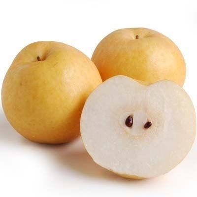 Asian pear calorie count
