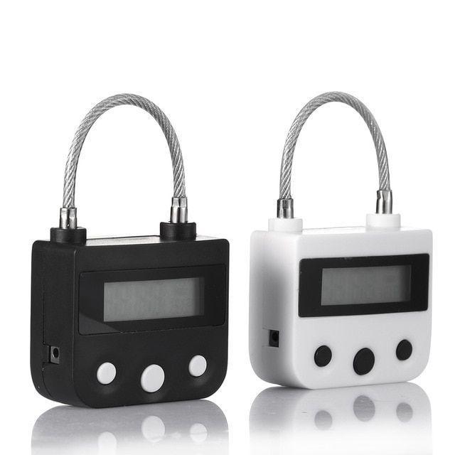 Collar cuff gag padlock vibrator