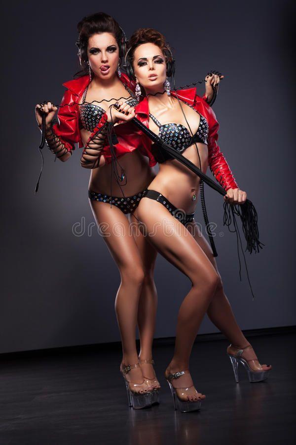 best of In heels Lesbian