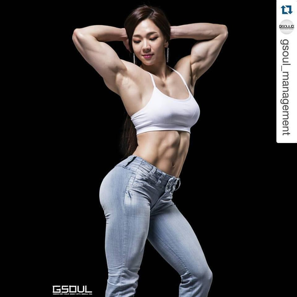 Asian Female Bodybuilder Porn asian muscular girl . hot nude photos. comments: 1