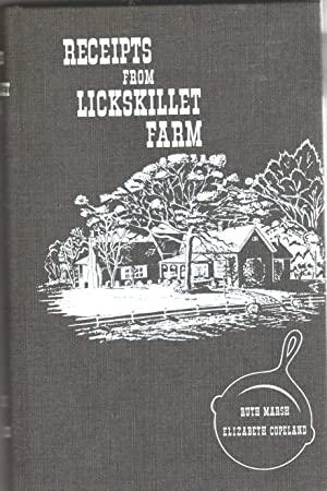 Half-Pipe reccomend Lick sjillet farms
