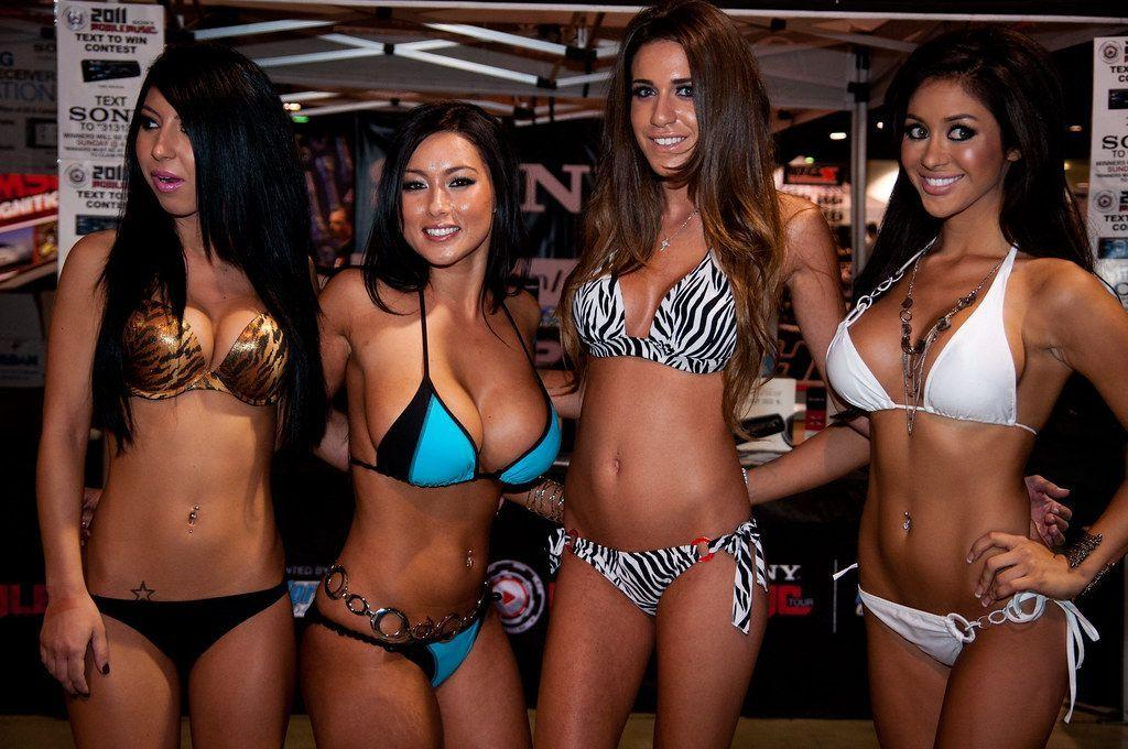 best of Show bikini models Auto