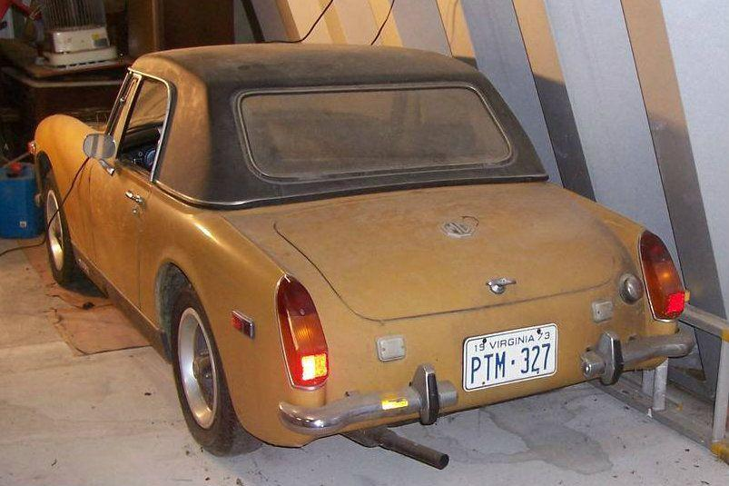 Jelly B. reccomend Fenders mg midget sale