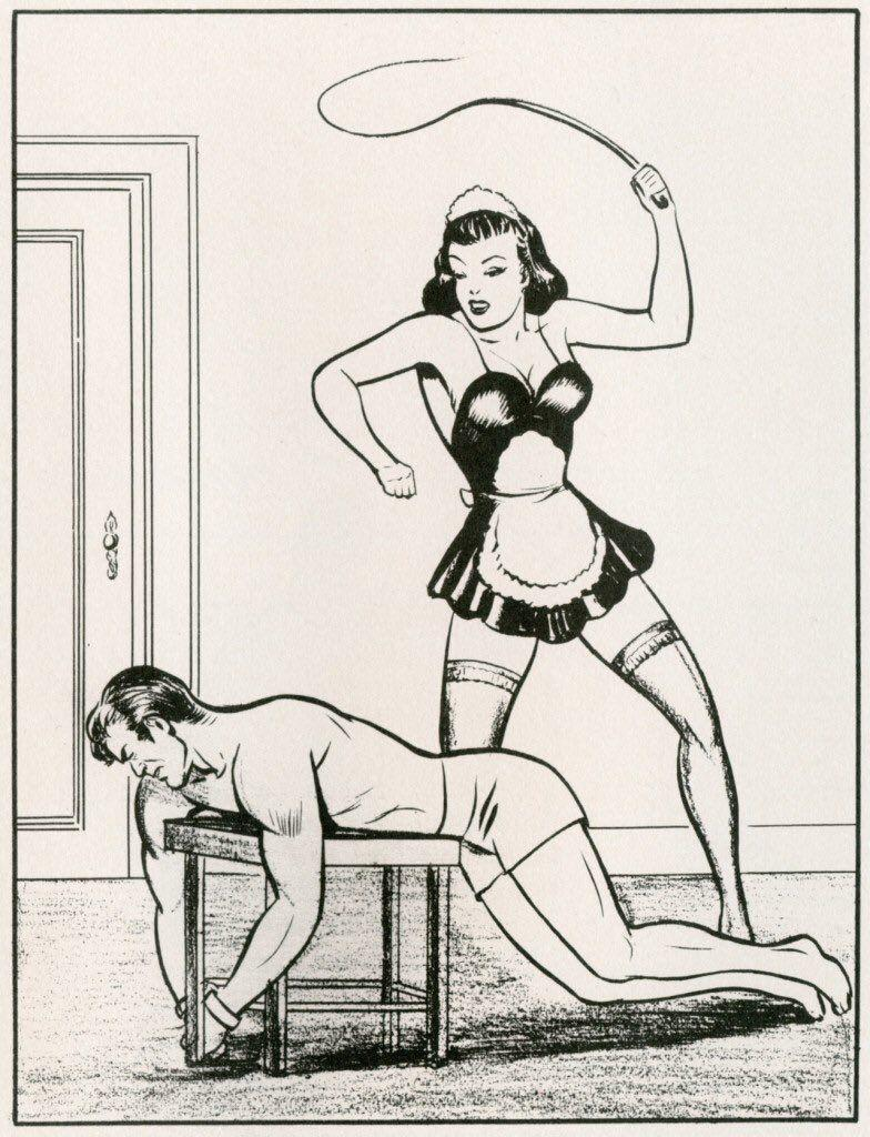 Adult fetish drawings