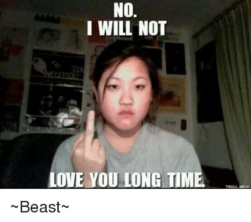 Asian long love time