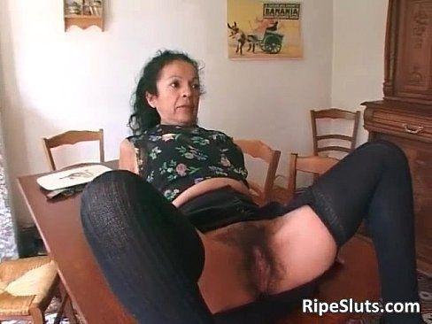 Horny mature whore