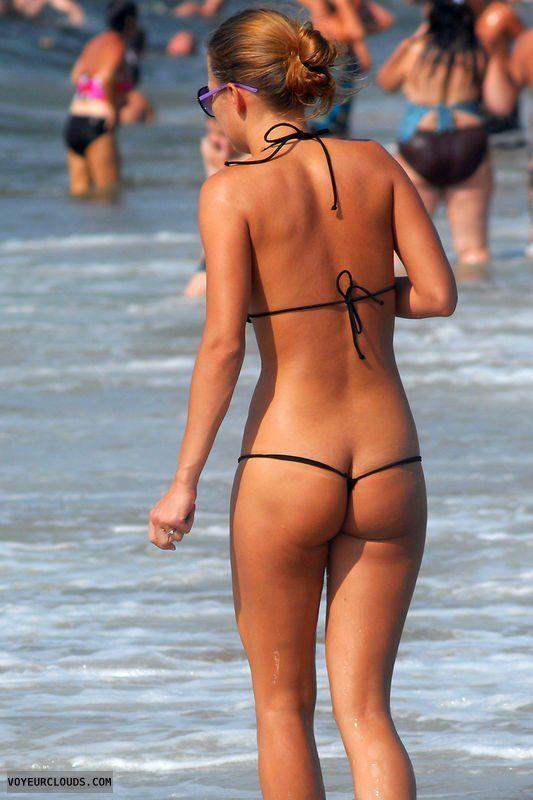 General reccomend Real beach voyeur slingshot bikini