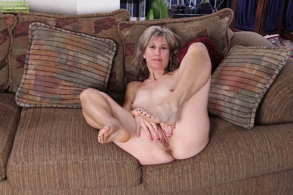 Skinny old women naked