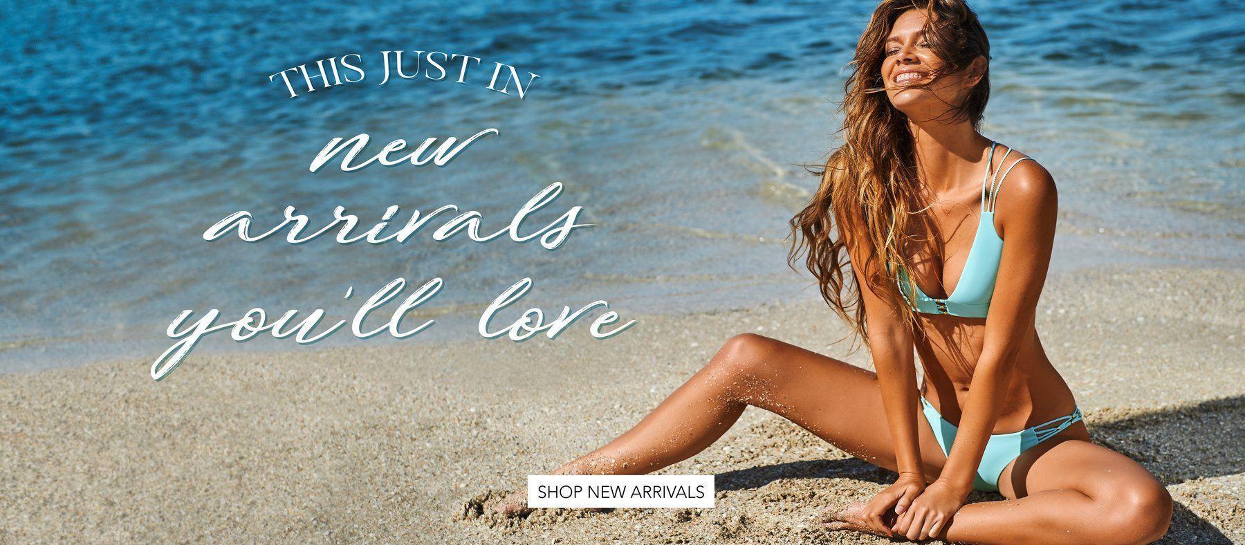 Bikini retailers host online customer galleries
