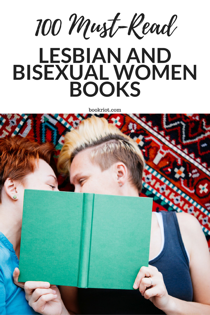 Bisexual lesbian novel romance write