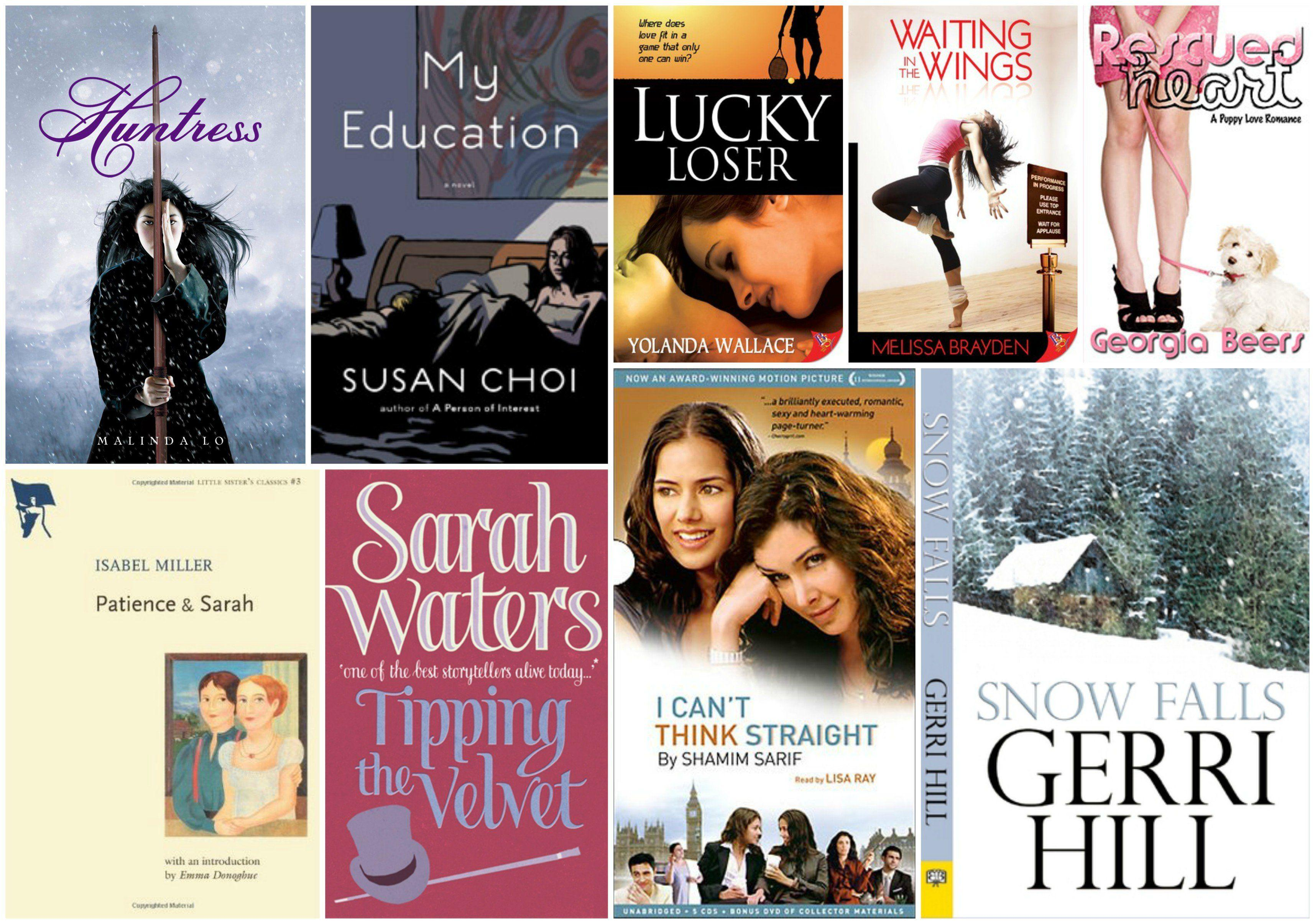 Rhubarb reccomend Bisexual lesbian novel romance write
