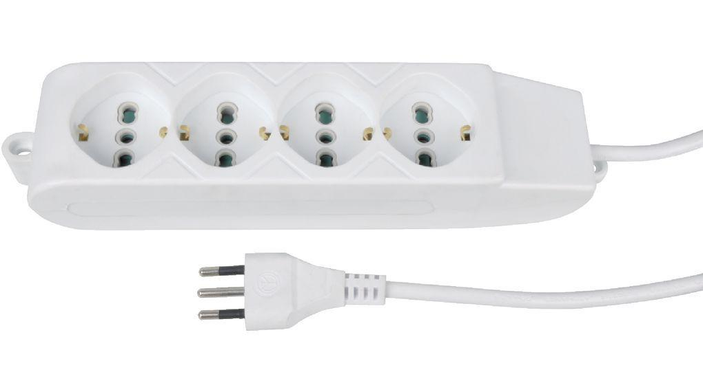 Cee7/7 outlet strip