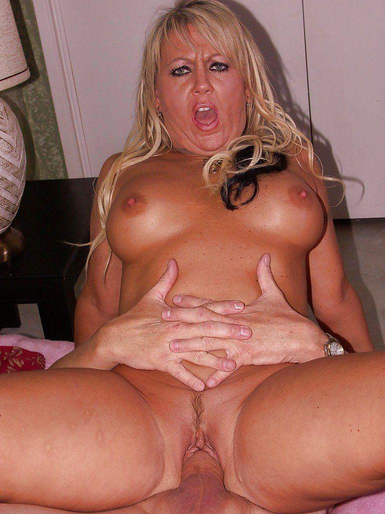 best of Milf cumshot Chubby