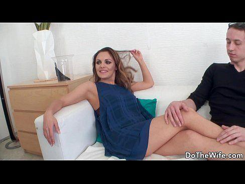 best of Front in of hubby Fucking wife